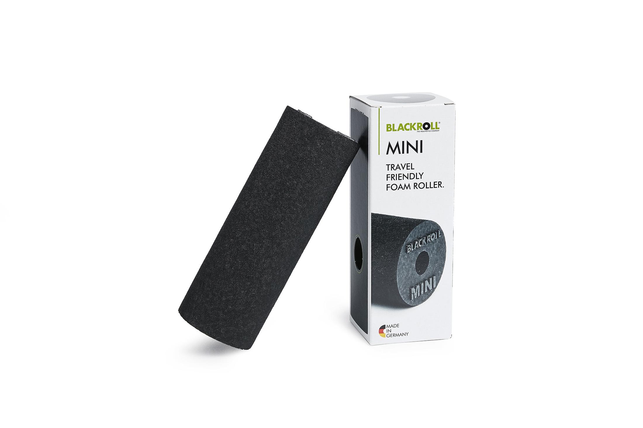 BLACKROLL® MINI black - boxed