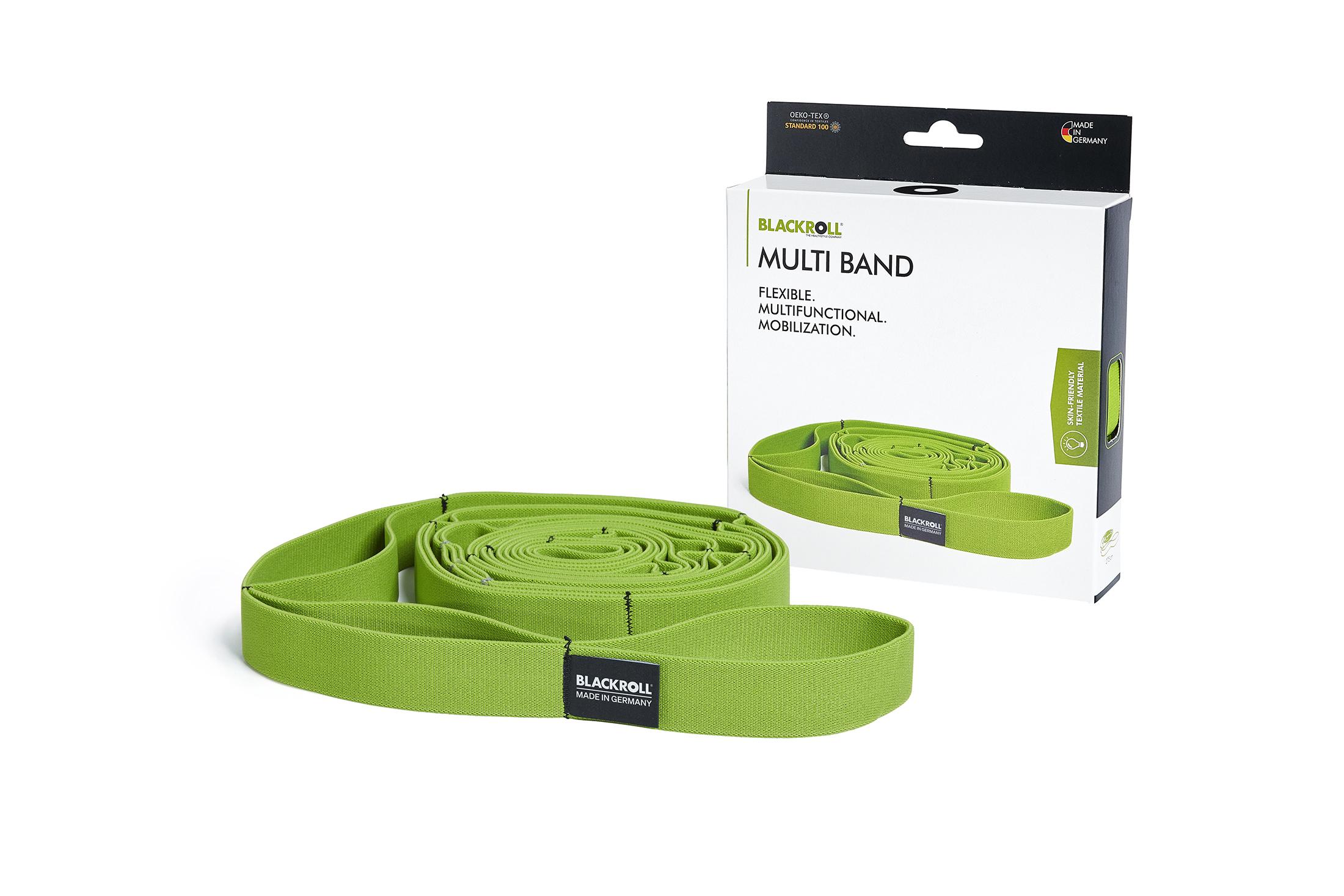 BLACKROLL® MULTI BAND green